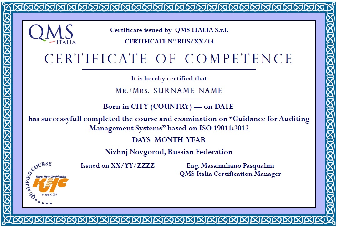 QMS-italy-certificate